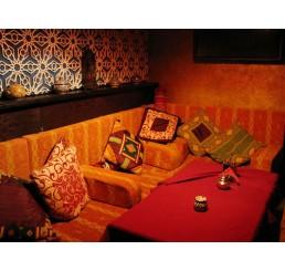 Теплый и уютный дом в стиле Марракеш